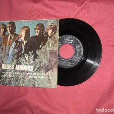 Discos de vinilo: BLUES MAGOOS EP PIPE DREAM - PSYCH GARAGE SPA 1967 MERCURY. Lote 132109230