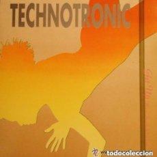Discos de vinilo: TECHNOTRONIC - GET UP - MAXI-SINGLE MAX MUSIC 1989. Lote 132115618