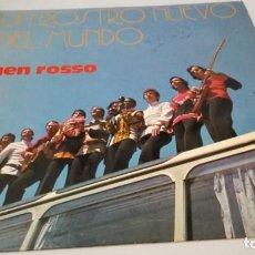 Discos de vinilo: UN ROSTRO NUEVO DEL MUNDO-GEN ROSSO-CIUDAD NUEVA/RELIGION/ M RELIGIOSA/. Lote 132129770