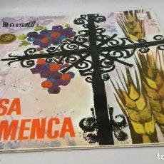 Discos de vinilo: MISA FLAMENCA-MISA MOZARABE-COROS SEMINARIO TOLEDO-COLEGIO INFANTES-/RELIGION/ M RELIGIOSA/. Lote 132130190