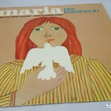Discos de vinilo: MARIA DEL EVANGELIO-TOMAS ARAGÜES-PAX/RELIGION/ M RELIGIOSA/. Lote 132130450