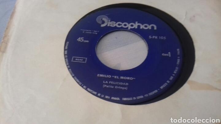 Discos de vinilo: Emilio el Moro - Foto 2 - 132135774