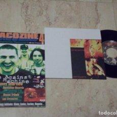 Discos de vinilo: WACOZINE Nº 4 - FANZINE COMPLETO+EP- SANGRIENTOS / VANCOUVERS / (PENELOPE TRIP,LOS FLECHAZOS ETC). Lote 132136426