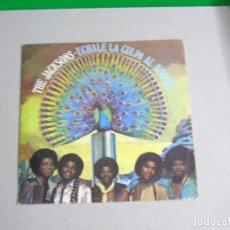 Discos de vinilo: THE JACKSON --ECHALE LA CULPA AL BOOGI ----ORIGINAL EPC 6683 EPIC AÑO 1978. Lote 132138530