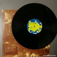 Discos de vinilo: NUMULITE LP 0011 LIVIU GROZA PINK SUIT THRILLER EP CAMELIDÉ SAY WHAT? MÚSICA ELECTRÓNICA ?. Lote 132141990