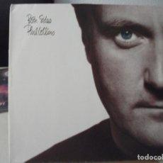 Discos de vinilo: DOBLE LP DE PHIL COLLINS , BOTH SIDES (AÑO 1993, EDICIÓN ALEMANA), CARPETA DOBLE CON LETRAS. Lote 132142418