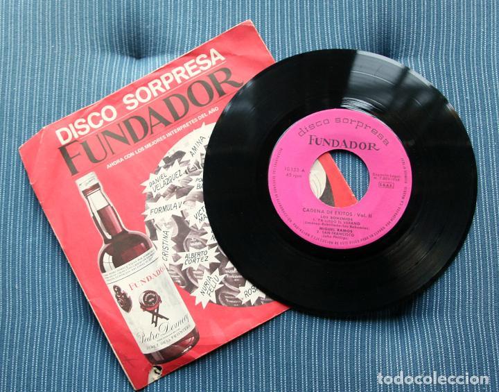 MIGUEL RAMOS. FUNDADOR. (Música - Discos - Singles Vinilo - Solistas Españoles de los 50 y 60)