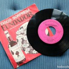 Discos de vinilo: MIGUEL RAMOS. FUNDADOR.. Lote 132144282