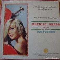 Discos de vinilo: MUSICA ROMANTICA MEXICANA, 5 VINILOS LP´S. Lote 132145078