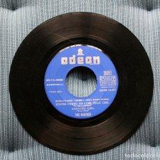 Discos de vinilo: DISCO VINILO THE BEATLES, 4 TEMAS HELP!, YOU´RE GOING TO LOSE THAT GIRL, THE . Lote 132145894