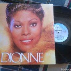 Discos de vinilo: DIONNE WARWICK LP DIONNE 1980. Lote 132150590