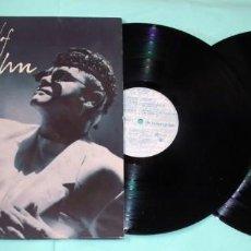 Discos de vinilo: DOBLE LP ELTON JOHN - THE VERY BEST OF. Lote 132152138