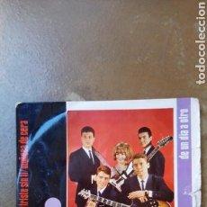 Discos de vinilo: LOS PEKES - CHAO CHAO (DOWNTOWN) TRISTE SIN TI / MUÑECA DE CERA - EP 1965. Lote 132165210