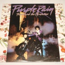 Discos de vinilo: PRINCE AND THE REVOLUTION ( PURPLE RAIN ) USA - 1984 LP33 WARNER BROS RECORDS. Lote 132170430