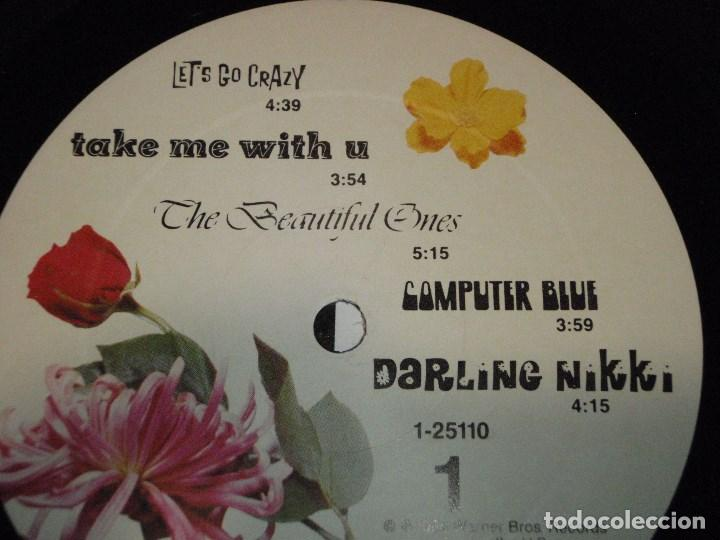 Discos de vinilo: Prince And The Revolution – Purple Rain USA 1984 WARNER BROS RECORDS - Foto 4 - 132170430