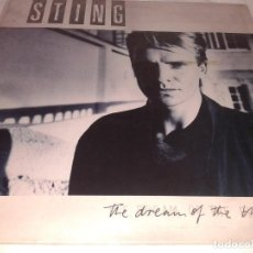 Discos de vinilo: STING THE DREAM OF THE BLUE TURTLES 1985. Lote 132171718