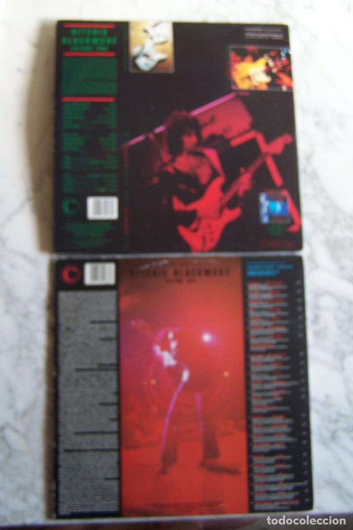 Discos de vinilo: LPS RITCHIE BLACKMORE. 4 DISCOS. VOLS 1 Y 2. CONNOISSEUR ROCK PROFILE COLLECTION. - Foto 2 - 146826802