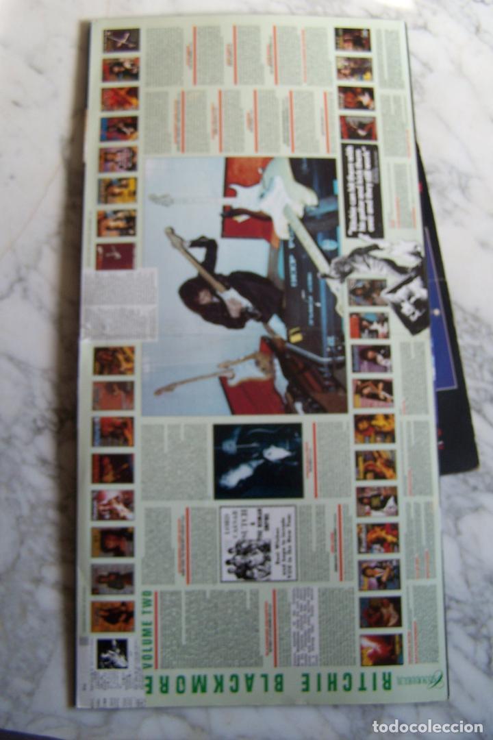 Discos de vinilo: LPS RITCHIE BLACKMORE. 4 DISCOS. VOLS 1 Y 2. CONNOISSEUR ROCK PROFILE COLLECTION. - Foto 4 - 146826802