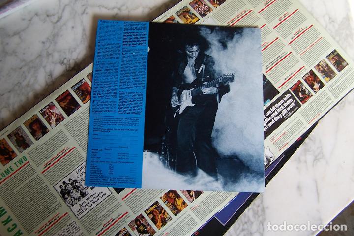 Discos de vinilo: LPS RITCHIE BLACKMORE. 4 DISCOS. VOLS 1 Y 2. CONNOISSEUR ROCK PROFILE COLLECTION. - Foto 6 - 146826802