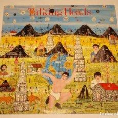 Discos de vinilo: TALKING HEADS – LITTLE CREATURES HOLANDA 1985 EMI. Lote 132177962
