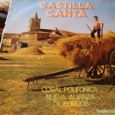 Discos de vinilo: CASTILLA 2 DISCOS LPS VINILO. Lote 132178082