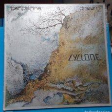 Discos de vinilo: TANGERINE DREAM-CYCLONE. Lote 133361701