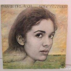 Discos de vinilo: PASAJE DEL AGUA. LOLE Y MANUEL. LP VINILO. CBS 1976. VER FOTOGRAFIAS ADJUNTAS. Lote 132181074
