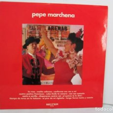 Discos de vinilo: PEPE MARCHENA. CANTO A SEVILLA. LP VINILO. BELTER. 1973. VER FOTOGRAFIAS ADJUNTAS. Lote 132181162
