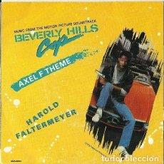 Discos de vinilo: HAROLD FALTERMEYER ?– AXEL F (ESPAÑA, 1984). Lote 132183602