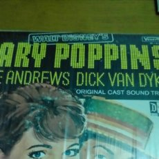Discos de vinilo: MARY POPPINS LP. Lote 132186402