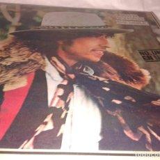 Discos de vinilo: BOB DYLAN, DESIRE, 1976. Lote 132191154