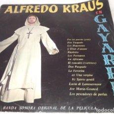 Discos de vinilo: ALFREDO KRAUS EN GAYARRE, 1959. Lote 132194690