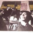 Discos de vinilo: NURIA FELIU, TETE MONTOLIU, 1965. Lote 132195474