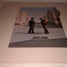 Dischi in vinile: PINK FLOYD, WISH YOU WERE HERE,1975. Lote 132198554