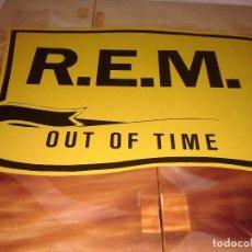 Discos de vinilo: R.E.M., OUT OF TIME, 1991. Lote 132199302