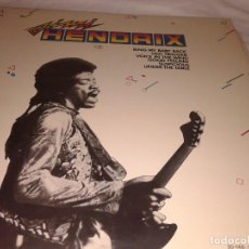 Discos de vinilo: JIMI HENDRIX, 1987. Lote 132200342