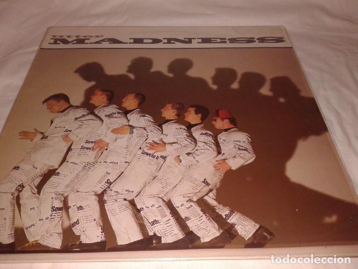 UTTER MADNESS 1986 (Música - Discos - LP Vinilo - Pop - Rock - New Wave Extranjero de los 80)