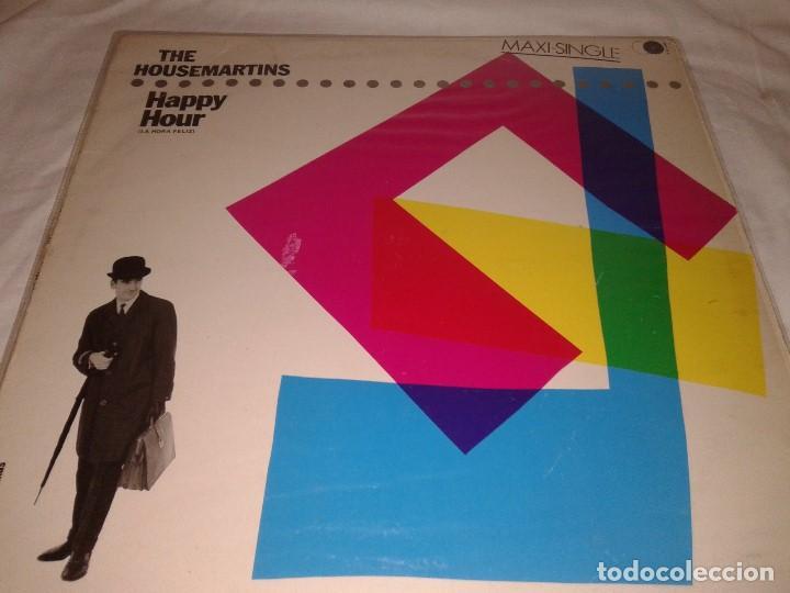 THE HOUSE-MARTINS HAPPY HOUR 1986 (Música - Discos de Vinilo - Maxi Singles - Pop - Rock - New Wave Extranjero de los 80)