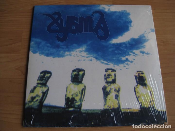 XYSMA: YEAH / CARCASS, PAKENI, DISGRACE, FUNEBRE, ENTOMBED, CONVULSE, OBITUARY, DEATH... (Música - Discos - LP Vinilo - Heavy - Metal)