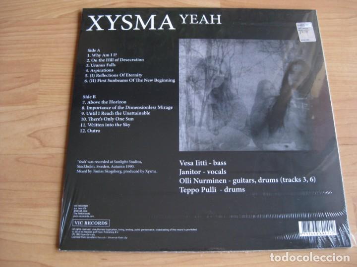 Discos de vinilo: Xysma: Yeah / CArcass, Pakeni, Disgrace, Funebre, Entombed, Convulse, Obituary, Death... - Foto 2 - 132210250