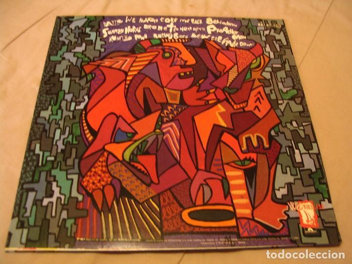 Discos de vinilo: SIOUXSIE AND THE BANSHEES LP HYAENA POLYDOR ORIGINAL ESPAÑA 1984 + FUNDA - Foto 2 - 132302666