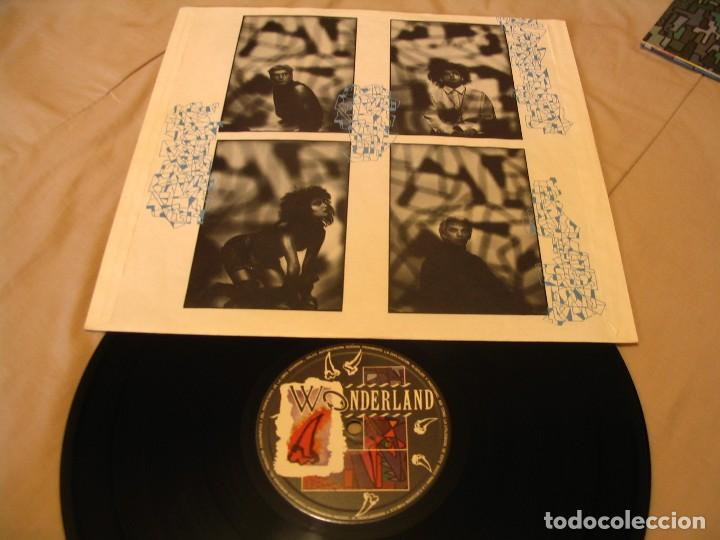 Discos de vinilo: SIOUXSIE AND THE BANSHEES LP HYAENA POLYDOR ORIGINAL ESPAÑA 1984 + FUNDA - Foto 3 - 132302666