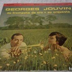 Discos de vinilo: GEORGES JOUVIN-UNA TROMPETA DE ORO Y SU ORQUESTAVOZ DE SU AMO/ PI22. Lote 132305178