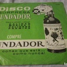Discos de vinilo: DISCO SORPRESA FUNDADOR - 10044PUBLICIDAD/ PI22. Lote 132308730