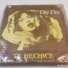 Discos de vinilo: DEE DEE -- I PUT A SPELL ON YOU --MUSICA DISCO. Lote 132311186
