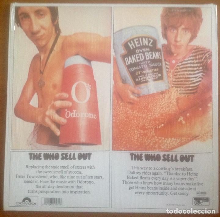 Discos de vinilo: The Who - The Who Sell Out - Foto 2 - 132323934