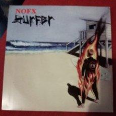 Discos de vinilo: NOFX SUFFER EP. Lote 132325646