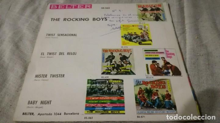 Discos de vinilo: the rocking boys-belter	/ pi22 - Foto 2 - 132328490