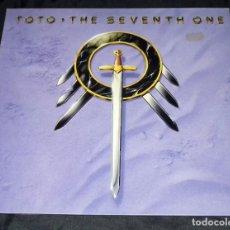 Discos de vinilo: LP TOTO - THE SEVENTH ONE. Lote 132329058