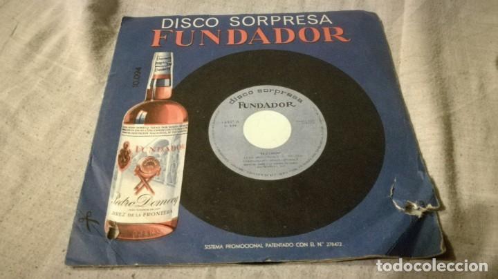 DISCO SORPRESA FUNDADOR-10094 - 1966-1967/ PI22 (Música - Discos de Vinilo - EPs - Música Infantil)